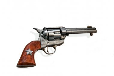 Old west gun