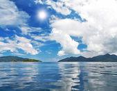 moře a nebe