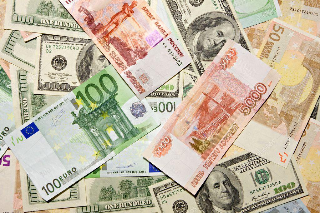 это картинки с денежными знаками доллар и евро фигурки собак