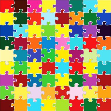 Beautiful jigsaw puzzle