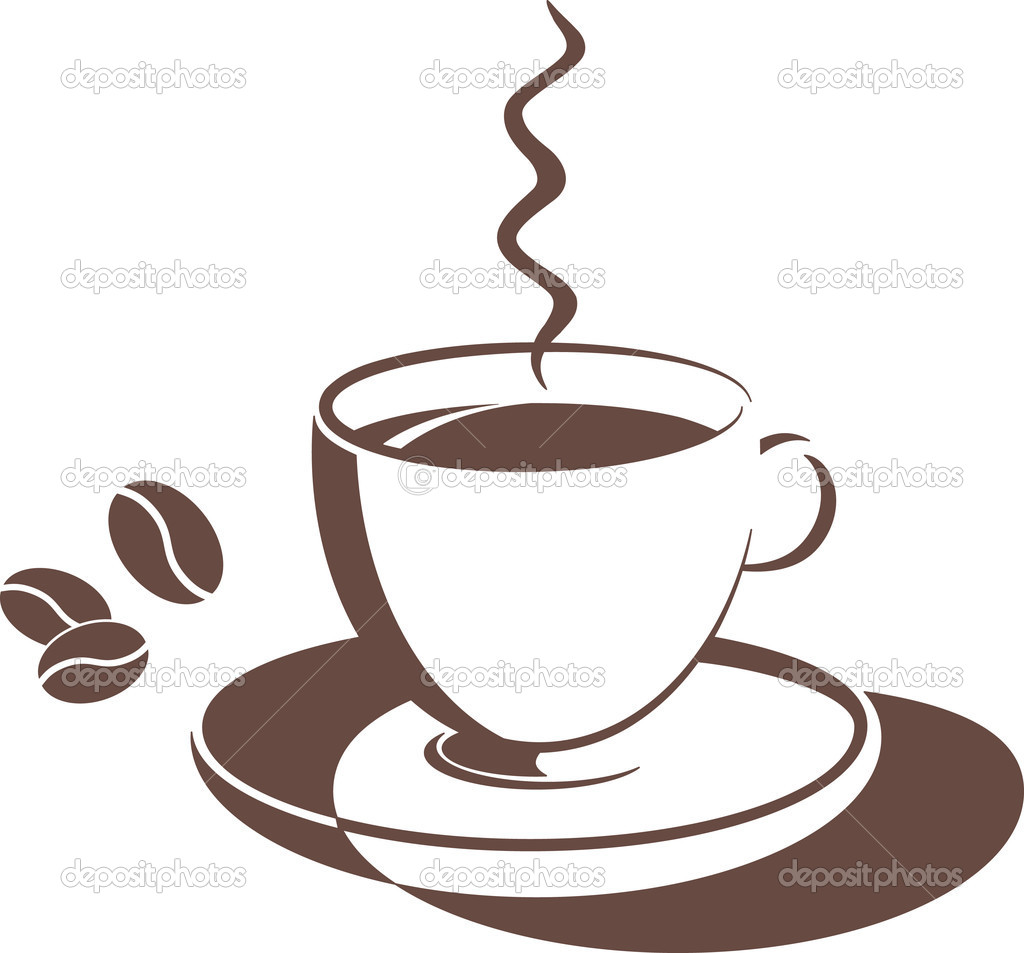 Coffee cup vector free - Vector Illustrations Coffee Cup Vector By Jut_13