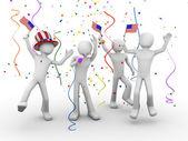 oslava nezávislosti