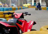 Attraction Of Quadricycles
