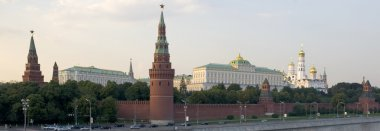 Panorama Moscow Kremlin