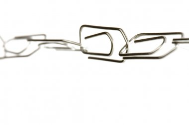 Paper-clip macro