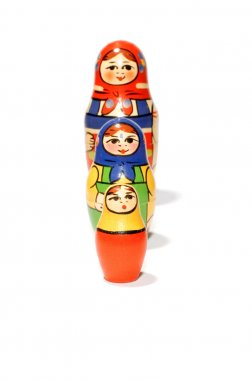 Russian toy