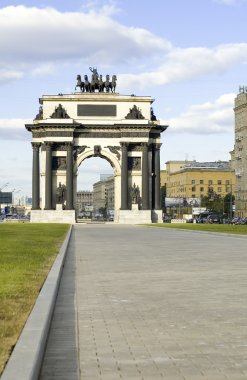 Moscow triumphal arch