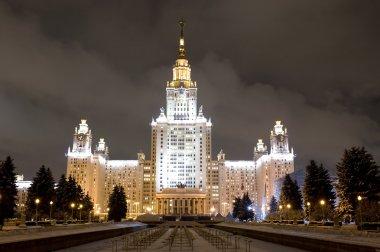 Moscow Lomonosov State University