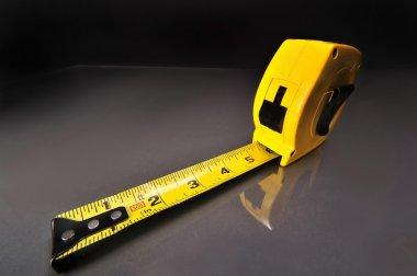 Yellow Tape Measure