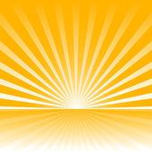Photo Sunburst background