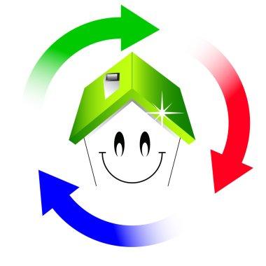 Eco house