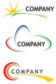 Fotografia modelli logo aziendale