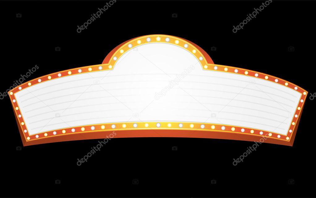 entertainment sign � stock vector 169 oxygen64 2117776