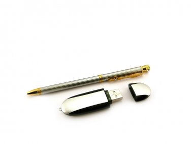 Pen and flash memory