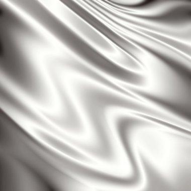 Light satin texture