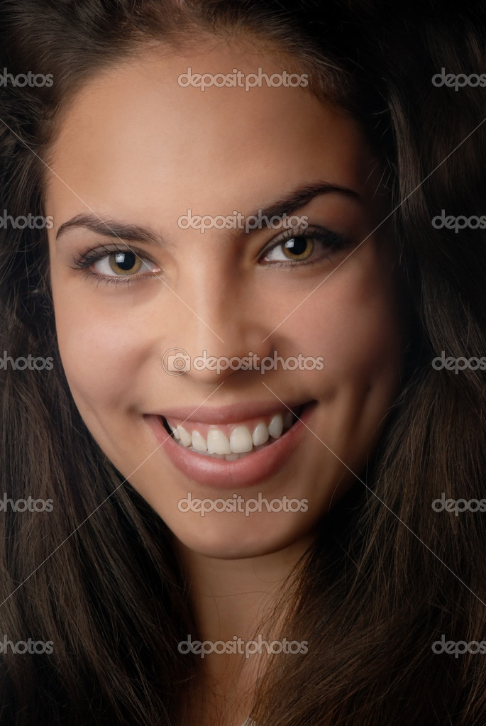 Сексуальная улыбка