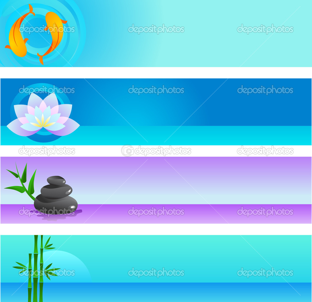 Zen background templates