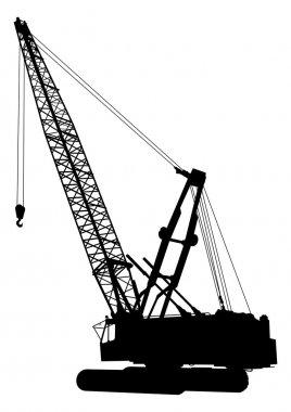 Construction crane 1