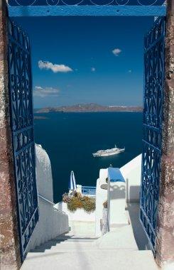 Welcome on Santorini