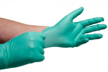 Latex Free Medical Gloves