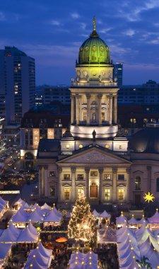 Christmas market gendarmenmarkt berlin