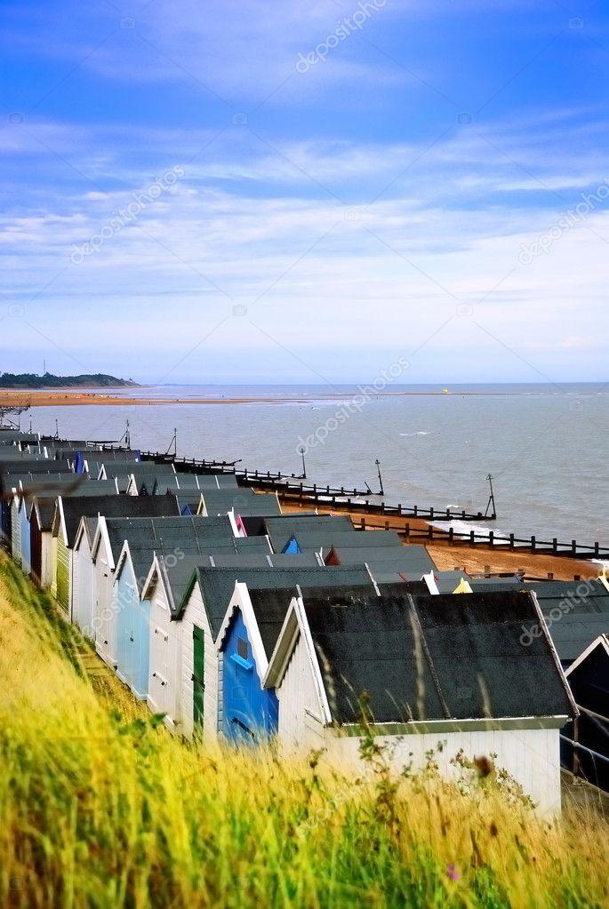 Summer beachhuts