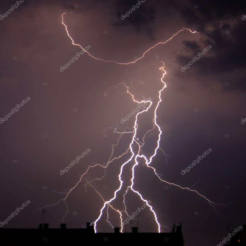 Branchy lightning