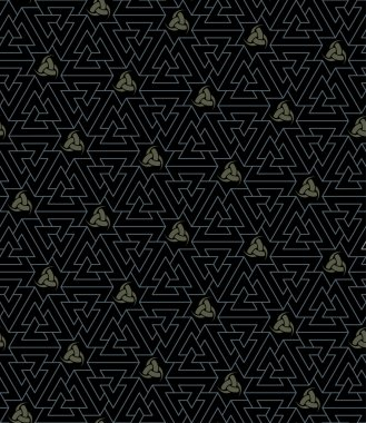 Odin seamless texture