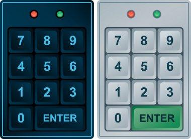 Keypad Entry