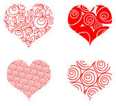 scheda di cuore, giorno 4 di valentin