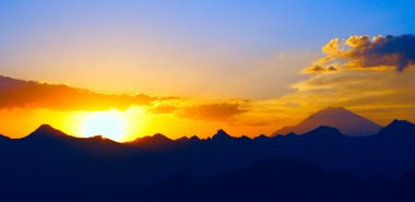 Early morning Elbrus