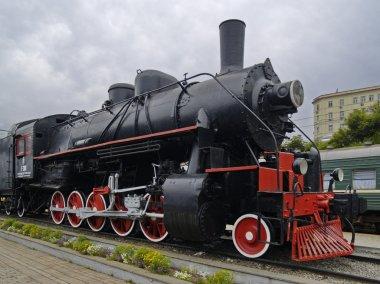 The Locomotive industrial monument