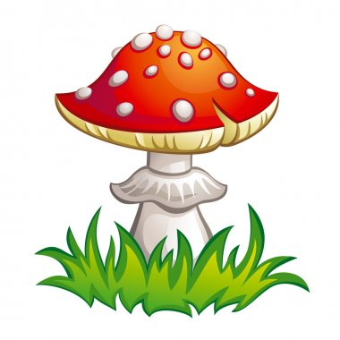 Fly-agaric icon