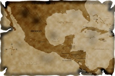 Burnt Map