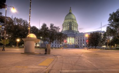 Wisconsin State Capital, HDR