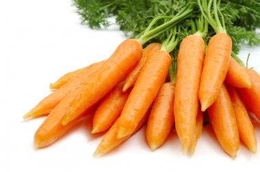 Bunch of carrot