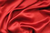 červená hedvábná textilní pozadí