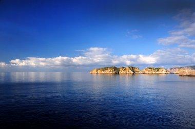 Seaside of Majorca, Spain