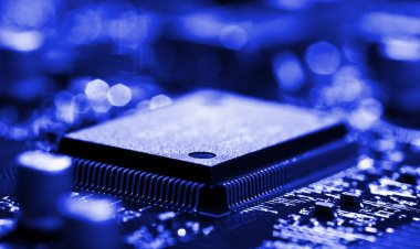 Chip on circuit board