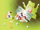 Fotografia protezione contro linfluenza
