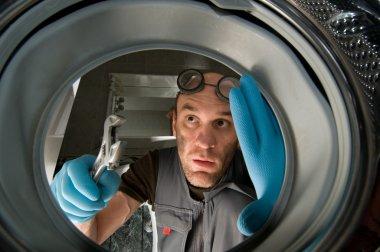 Funny plumber