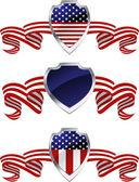 Fotografie American protection symbols