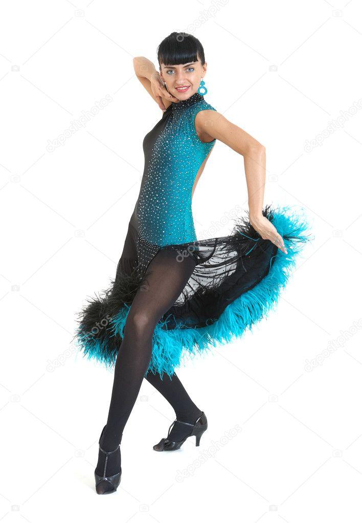 Ballroom Dancer latina style