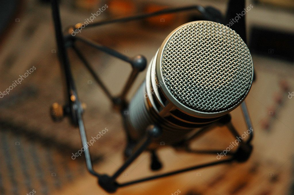 Microphone detail