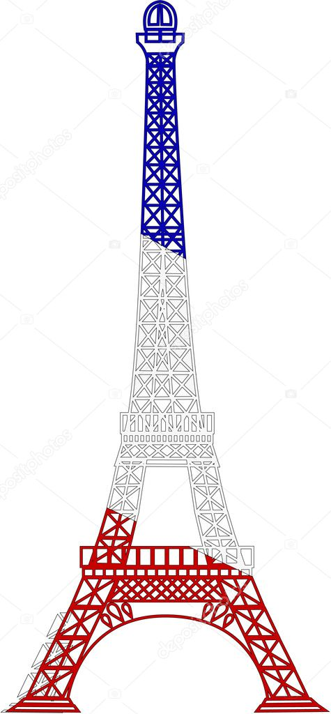 The vector eiffel tower stock vector sdmixx 2337159 the vector eiffel tower stock vector thecheapjerseys Image collections