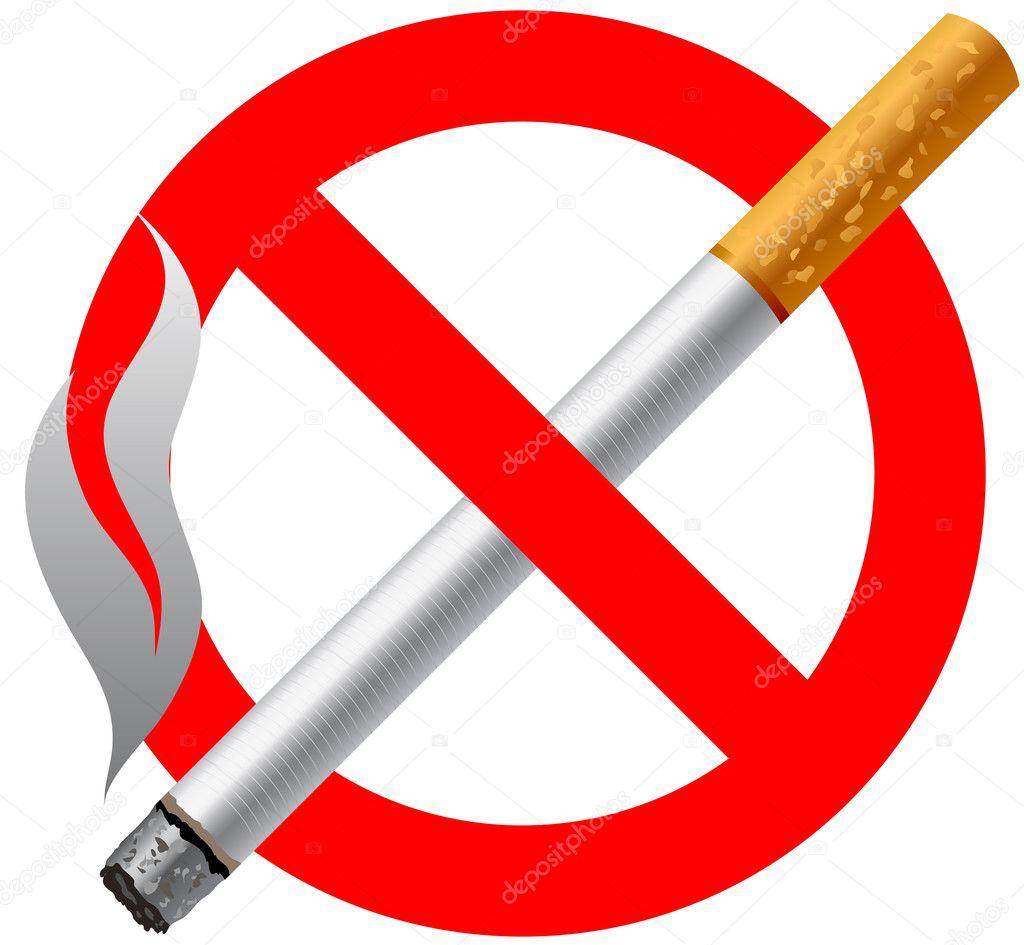 rauchen verboten schild vektor illustrati stockvektor montenegro1 1638969. Black Bedroom Furniture Sets. Home Design Ideas