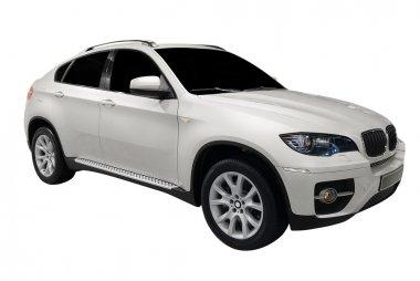 Luxury 4x4 suv car
