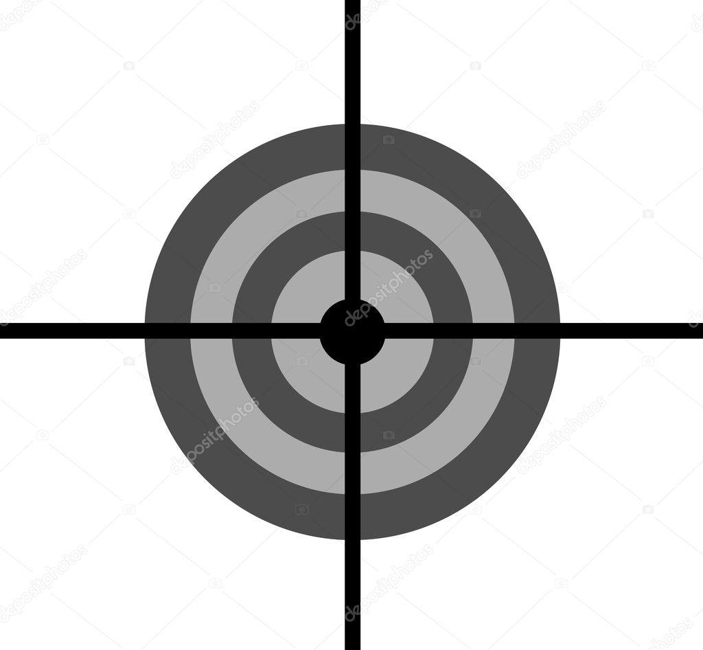 Illustration of a target symbol stock photo pdesign 1743704 illustration of a target symbol stock photo buycottarizona Image collections