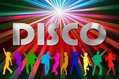 tancování v disco