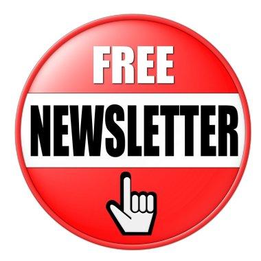 Free Newsletter Button